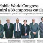 Business Intelligence y Big Data en el Mobile World Congress