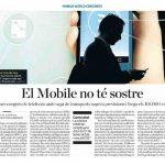 El Machine learning en acción durante el Mobile World Congress