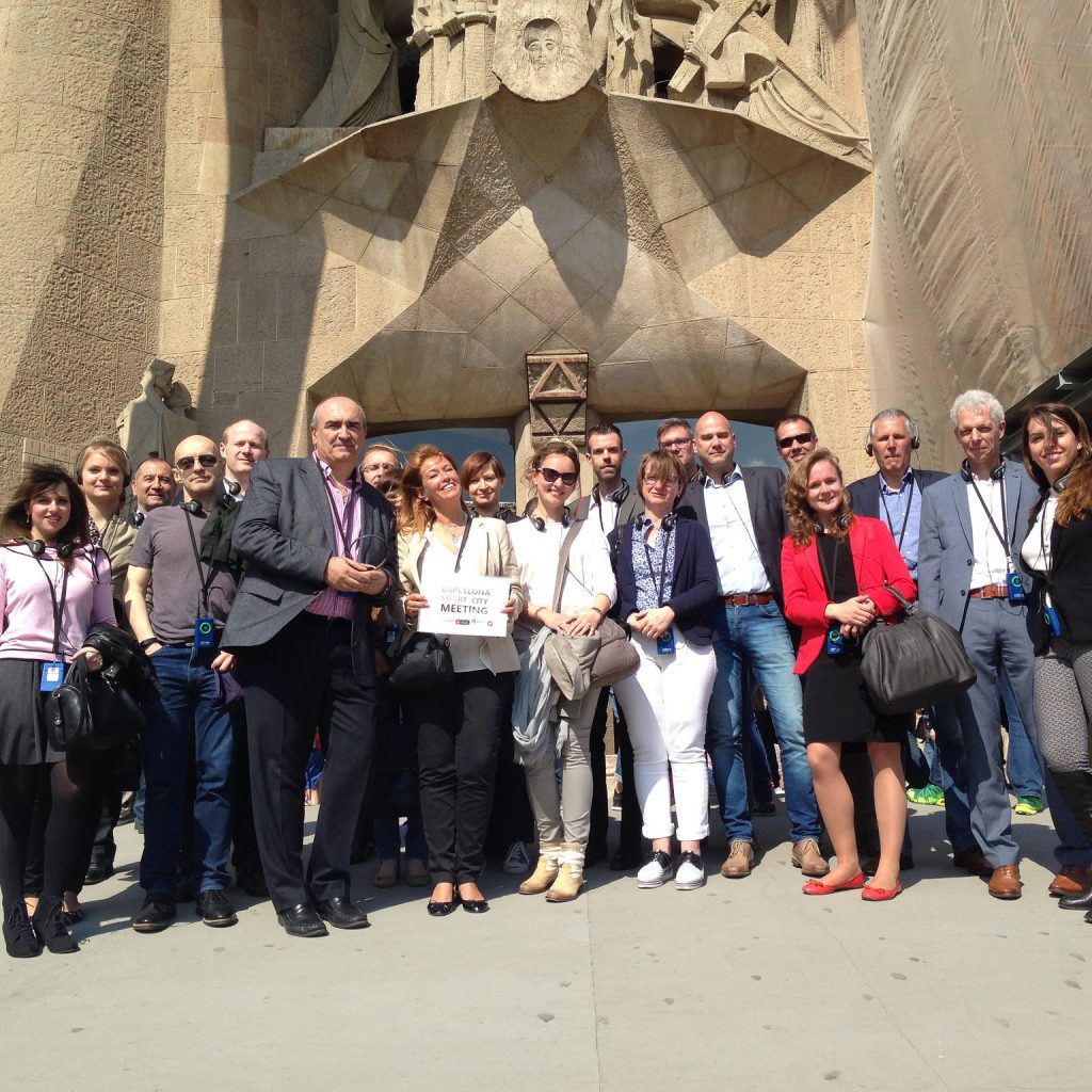 Barcelona Smart City Meeting 2015