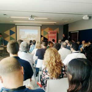 Publico evento BI Barcelona 2016
