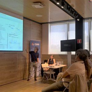 Pyramid Analytics durante el evento BI Madrid 2016