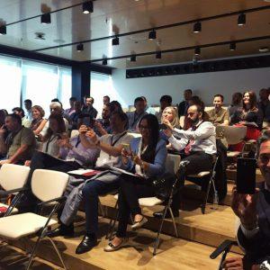 Asistentes evento BI Madrid 2016