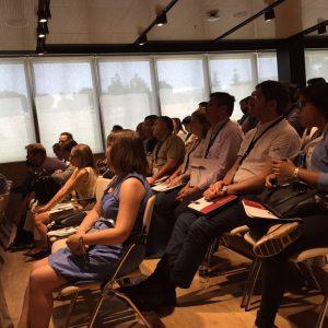 Asistentes durante el evento BI Madrid 2016