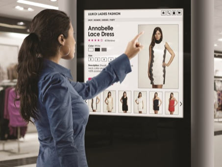 Shopping emotion recognition