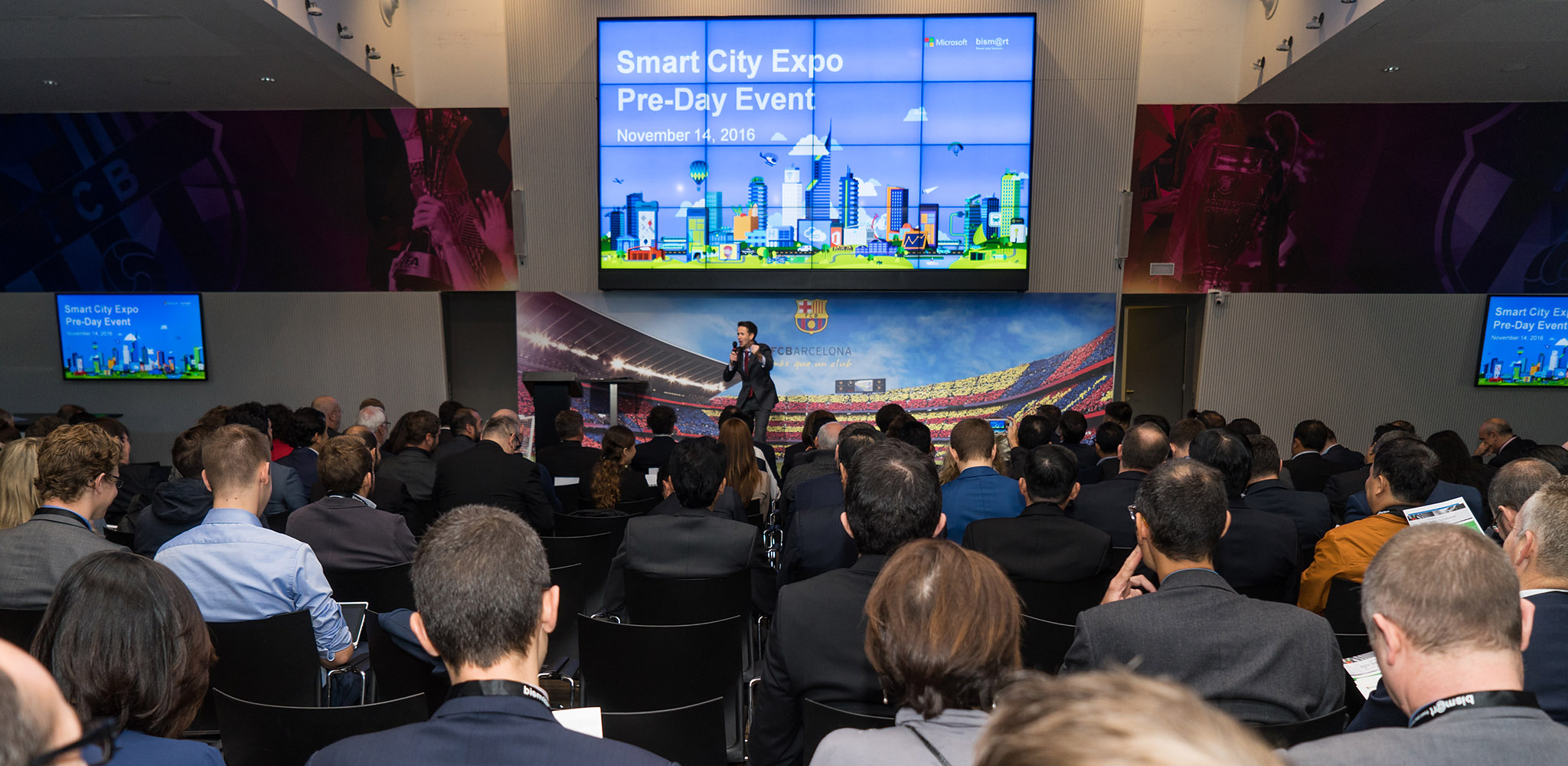 Smart City Expo Pre-Day Event