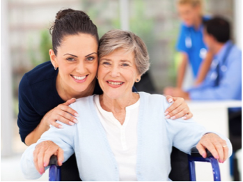 Smart social home care for aging people