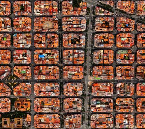 Barcelona carrers
