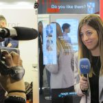 Magic Mirror Amazes at the Mobile World Congress