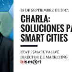 El Director de Marketing de Bismart, Ismael Vallvé, hablará en la Nordic Edge Expo 2017