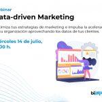 Webinar Data-Driven Marketing